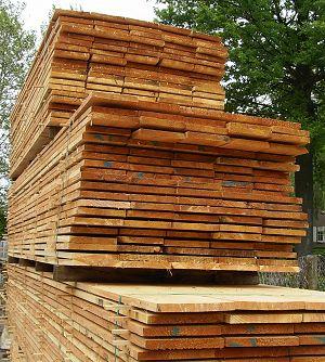 Tuinplanken hardhout
